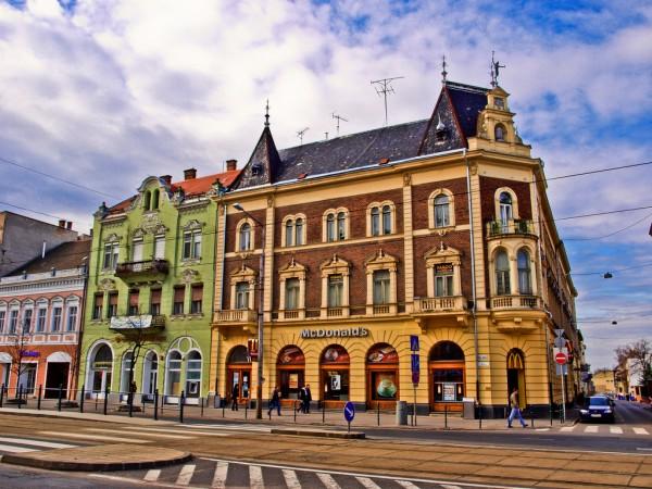 Piac Utca Debrecen – Hungary