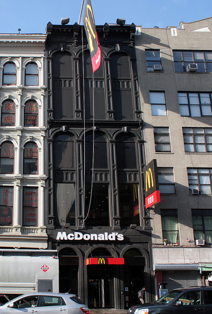 Canal Street – New York City (USA)