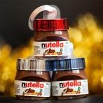 Les petits pots de Nutella chantent «Jingle Bells»