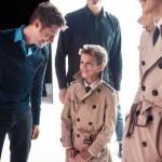 Le fils de David Beckham se lance dans le mannequinat