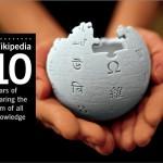 Les articles les plus lus sur Wikipédia en 2012