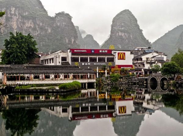 Yangshuo – Chine