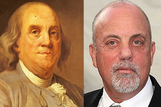 Benjamin Franklin – Billy Joel