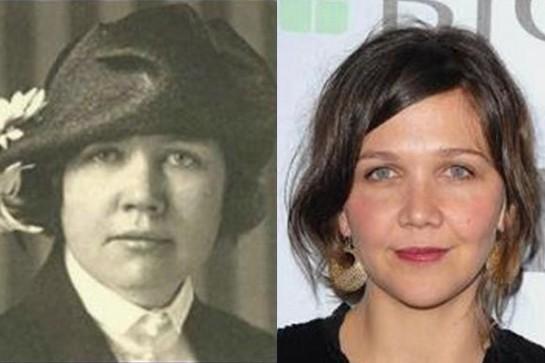 Rose Wilder Lane (écrivaine, journaliste et théoriste politique américaine) – Maggie Gyllenhaal