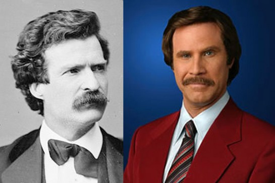 Mark Twain jeune – Will Ferrell