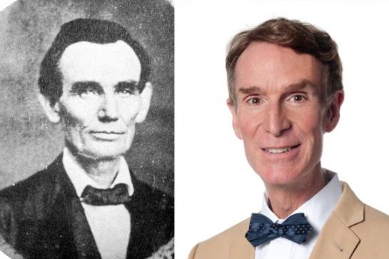 Abraham Lincoln – Bill Nye