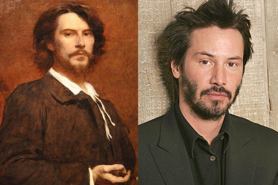 Paul Mounet (acteur français) – Keanu Reeves