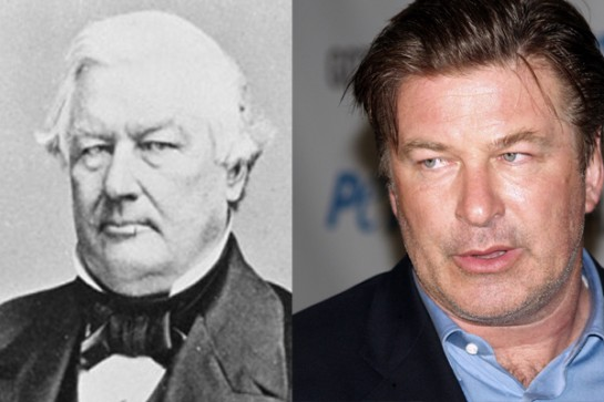 Millard Fillmore (13ème Président des États-Unis) – Alec Baldwin