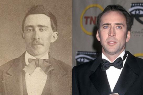 Cet homme du 19ème siècle – Nicolas Cage
