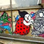 Les 10 œuvres de «Street Art» les plus moches en Chine