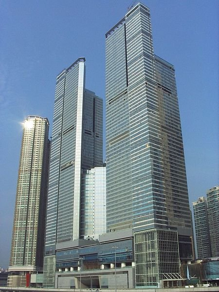 The Cullinan South Tower : 270m (Hong Kong, 2008)
