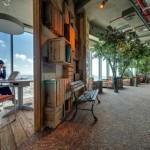 Des locaux impressionnants de Google à Tel Aviv