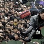 Le Nouvel An Chinois : 3 milliards de déplacements
