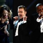Les Lives des Grammy Awards 2013
