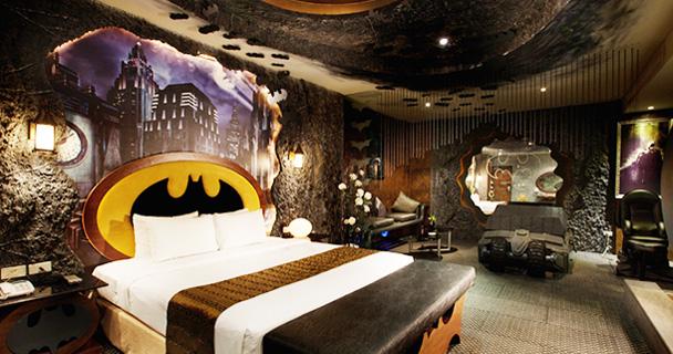 Deco Chambre Geek : Top des hôtels les plus insolites en chine welovebuzz