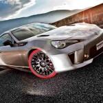 Toyota GT86-R Eco Explorer, la voiture sport qui roule à l'ammoniac