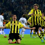 Borussia Dortmund 4 – 1 Real Madrid : Les Buts