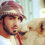 Omar Borkan Al Gala, tellement beau qu'il se fait expulser d'Arabie Saoudite