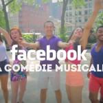 Une comédie musicale critique Facebook