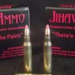 Des balles couvertes de porc dans un projet anti-djihaddiste