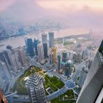 Superbes photos de la Shanghai Tower, la deuxième tour la plus haute au monde