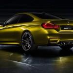 Premières images du BMW M4 Concept