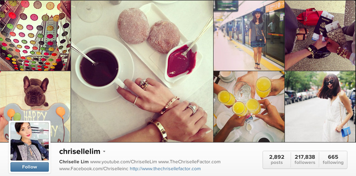 chrisellelim-instagram