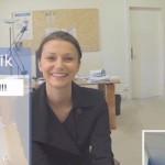 Un entretien d'embauche en mode Google Glass