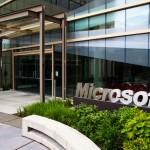 Les impressionnants locaux du Microsoft Campus