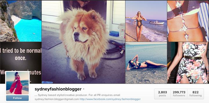 sydneyfashionblogger-instagram