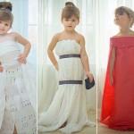 Mayhem, «créatrice de mode» à 4 ans