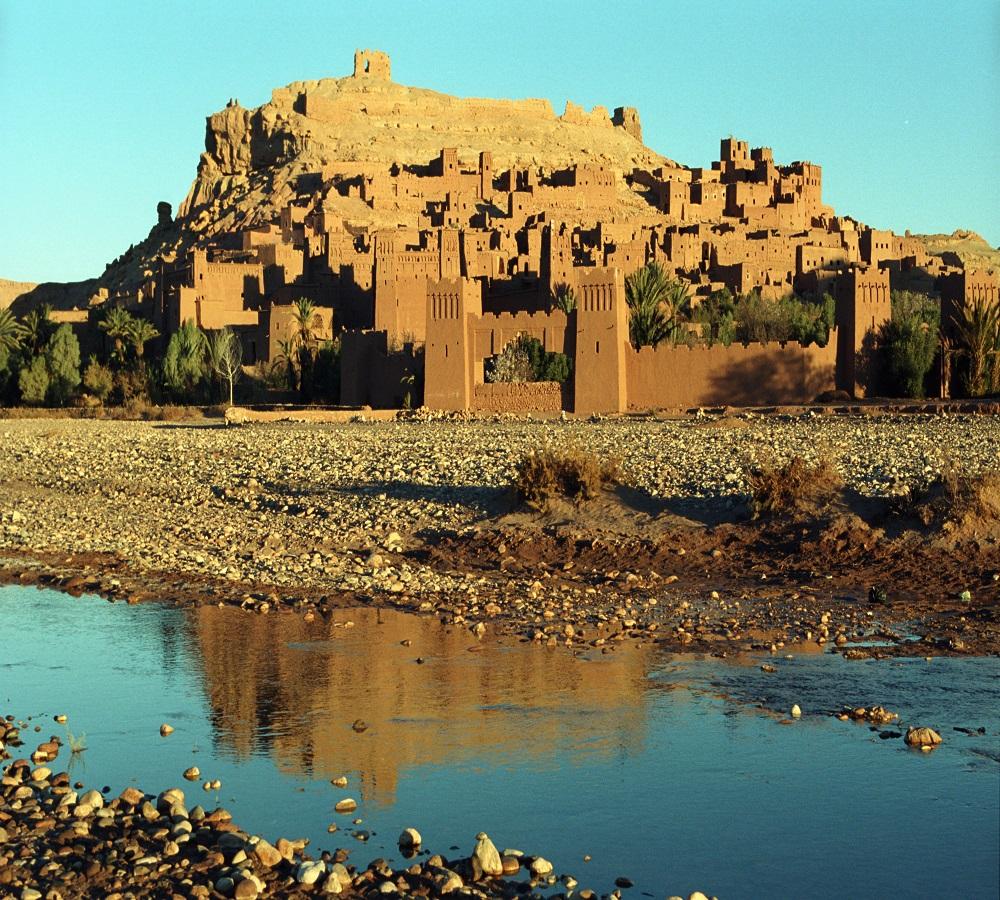 Casbah of Aït_Benhaddou