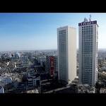 Une incroyable vidéo vue d'en haut de Casablanca