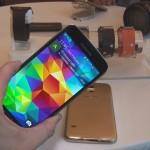 Le Samsung Galaxy S5 dévoilé au MWC 2014