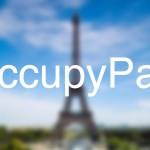 Les meilleurs tweets du hashtag #OccupyParis #OccupyBariz