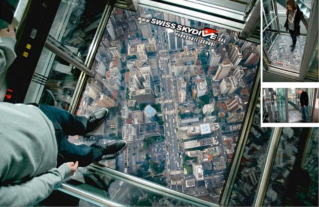 4 - Swiss Skydrive Elevator