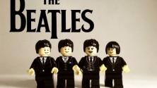 Des groupes de musique version Lego