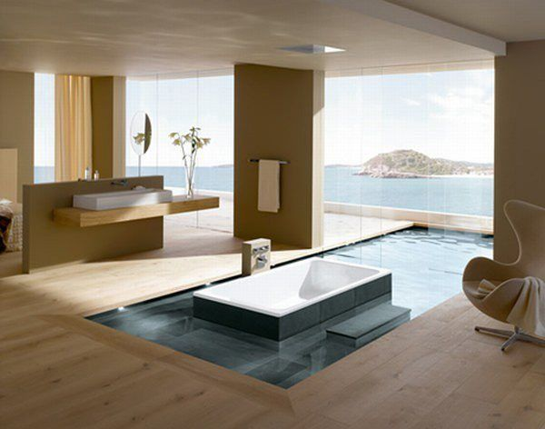 top 50 des salles de bain de r ve welovebuzz. Black Bedroom Furniture Sets. Home Design Ideas