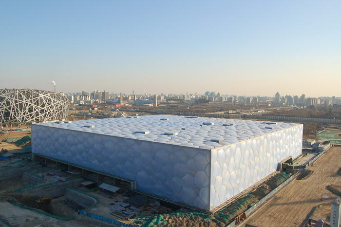 Beijing-National-Aquatics-Center