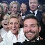 Le Selfie qui a fait exploser les serveurs de Twitter