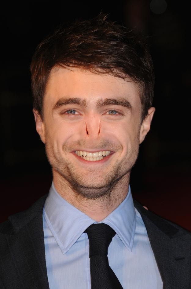 Daniel Radcliffe voldemort