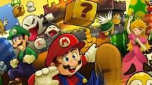 L'univers de Mario en temps de guerre