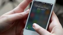 Parle à Siri si tu n'as pas d'amis