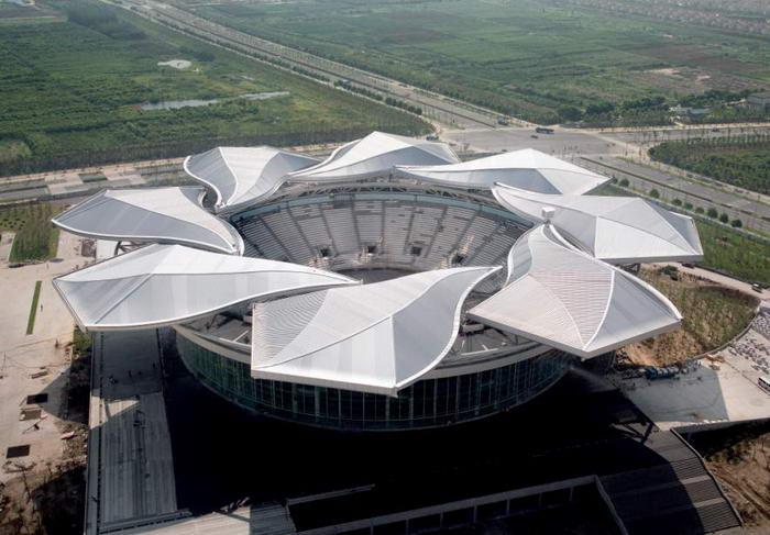 Qi-Zhong-Stadium