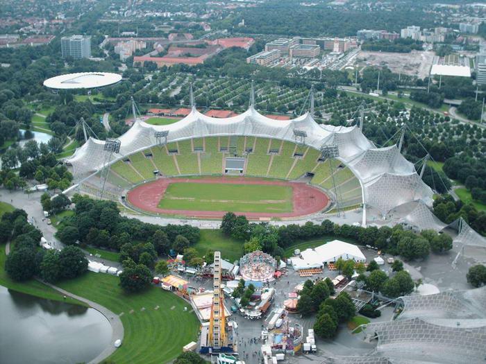 The-Olympiastadion-Munich