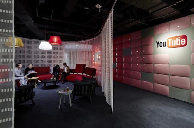 Les nouveaux locaux de google à londres welovebuzz