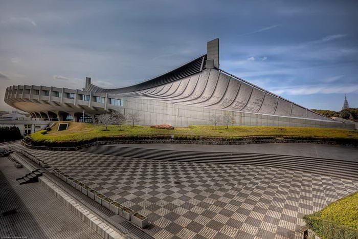 Yoyogi-National-Gymnasium