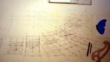 «Calcul», les dessins complexes de Rafael Araujo