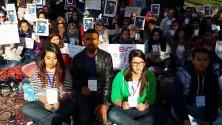Les étudiants de l'ENCGT entament une grève de la faim