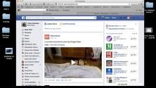 Facebook change de look encore une fois